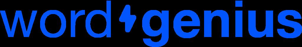 Word Genius Logo